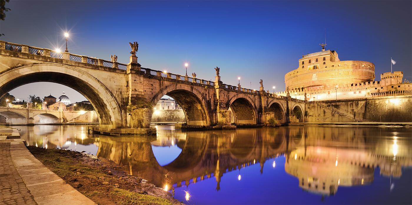Castel Sant Angelo 2 - قلعه سنت آنجلو در رم ، ایتالیا | Rome