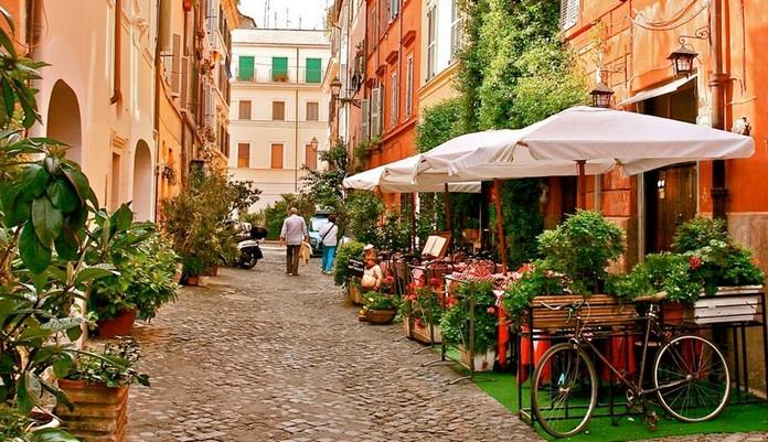 Trastevere Rome - محله تراستور رم ، ایتالیا | Rome