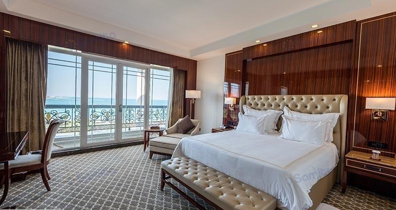 kish dariush hotel luxury double room with sea view e1562845684728 - بهترین هتل های کیش از نظر مسافران | Kish