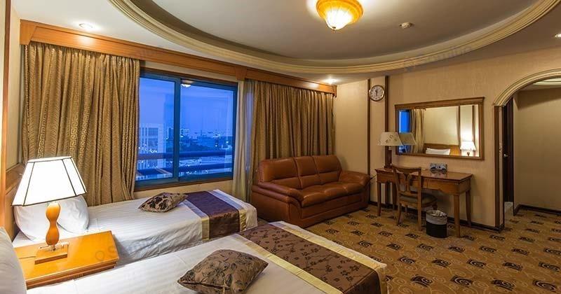 kish parmis hotel double penthouse 2 e1562846753747 - بهترین هتل های کیش از نظر مسافران | Kish