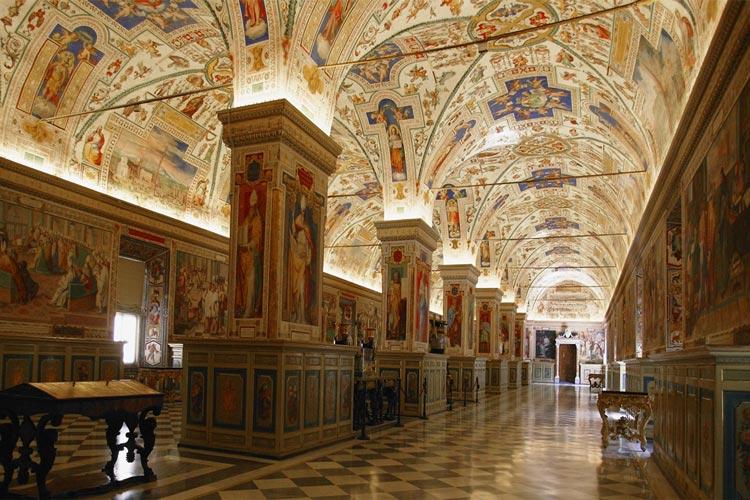 musei vaticani - واتیکان ، کوچکترین کشور جهان | Vatican City