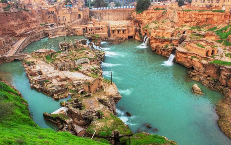 مناطق بکر و دیدنی جنوب ایران