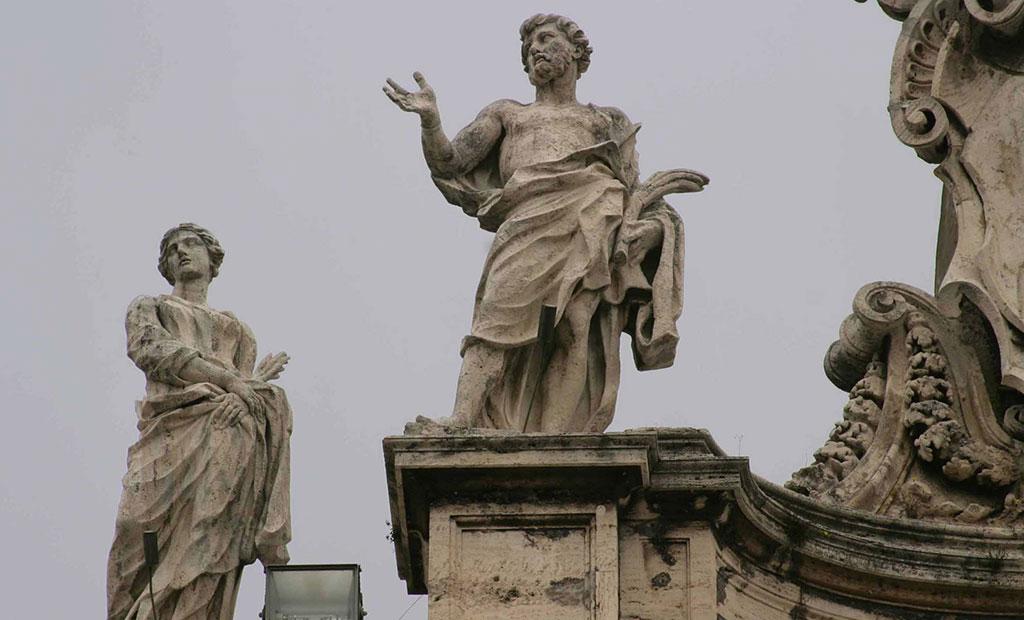 میدان سنت پیتر رم
