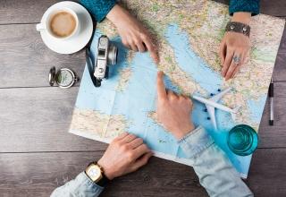 trave planning 320x220 - اشتباهات رایج در سفر به اروپا (قسمت اول) | Europe