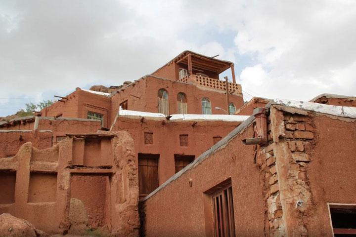 2 - روستای ابیانه ، روستایی زیبا در اصفهان | Abyaneh
