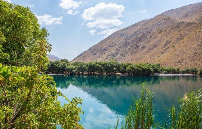 گهر 650x415 - دریاچه گهر دورود ، لرستان | Lorestan
