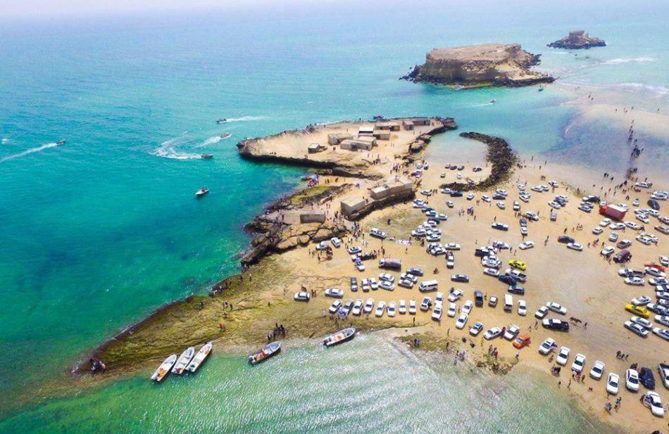 ناز قشم تورجور e1565336670310 - جزیره هنگام ، جزیره ای محبوب در جنوب ایران | Hengam
