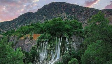 1396122711525434613665174 e1566022119932 384x220 - آبشار بیشه خرم آباد ، لرستان | Lorestan
