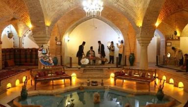 13980228000612 Test PhotoN 384x220 - حمام تاریخی قلعه ، همدان | Hamadan