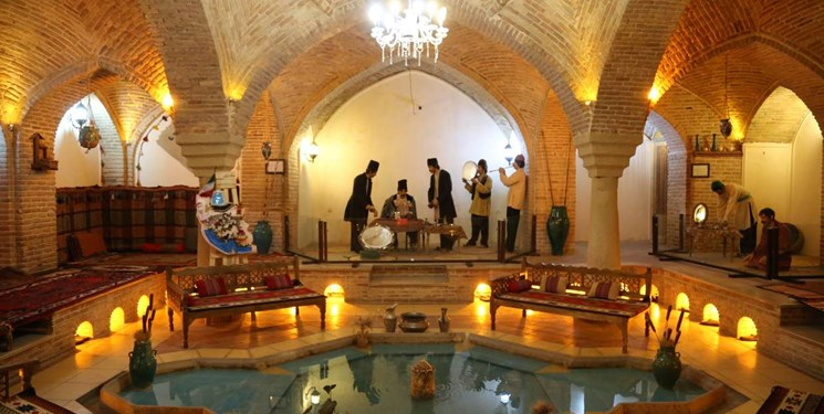 13980228000612 Test PhotoN - حمام تاریخی قلعه ، همدان | Hamadan