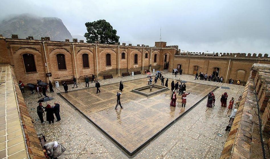 3 1 - قلعه فلک الافلاک ، خرم آباد | Khorramabad
