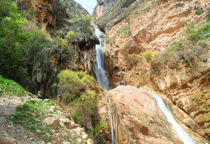 9650a ebe9cfac 865e 476e b0ea 07540440dfa6 - آبشار نوژیان خرم آباد ، لرستان | Khorramabad