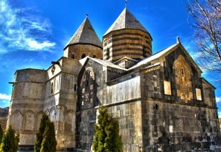 9ed4ccc2 3f0a 4f09 bf4a e55211028a17 320x220 - قره کلیسا ، اولین کلیسای جهان در آذربایجان غربی | St. Thaddeus Monastery