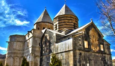 9ed4ccc2 3f0a 4f09 bf4a e55211028a17 384x220 - قره کلیسا ، اولین کلیسای جهان در آذربایجان غربی | St. Thaddeus Monastery