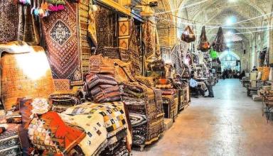 Alaedin Travel Agency Attractions Iran Hamadan Traditional Bazaar 4 e1567274163868 384x220 - بازار سنتی همدان | Hamedan