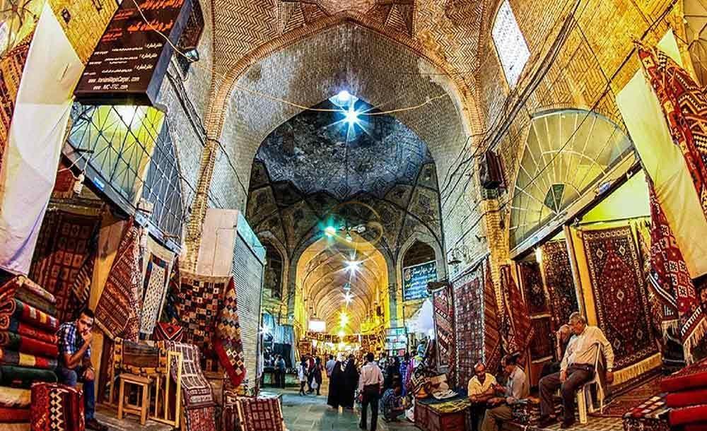 بازار سنتی همدان
