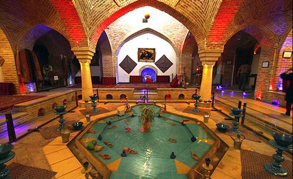 bath - حمام تاریخی قلعه ، همدان | Hamadan
