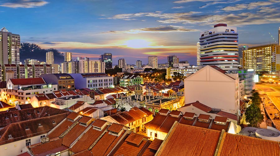 منطقه هند کوچک در سنگاپور