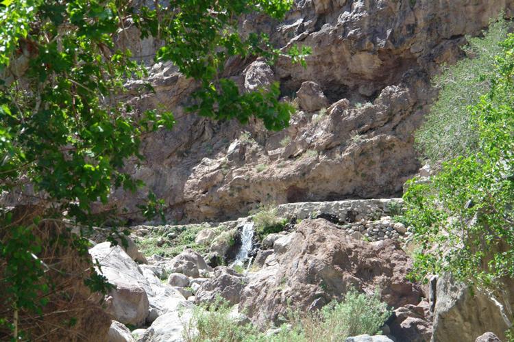 روستای تمین زاهدان