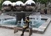 Fountain 104x74 - میدان فانتین باکو ، آذربایجان | Baku
