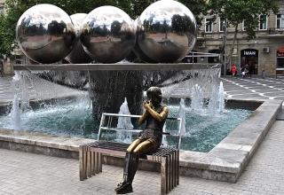Fountain 320x220 - میدان فانتین باکو ، آذربایجان | Baku