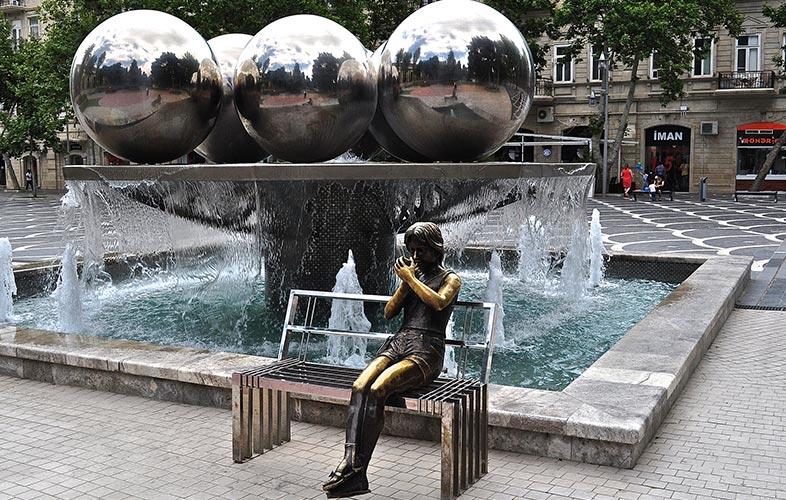 میدان فانتین باکو
