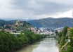 Tbilisi Georgia — View of Tbilisi 104x74 - 8 دلیل عالی برای بازدید از تفلیس ، گرجستان | Tbilisi