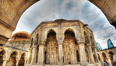 inside 1 800x500 384x220 - کاخ شیروان شاه باکو ، آذربایجان | Baku