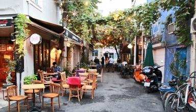 istanbul cafe 384x220 - بهترین محله های استانبول ، ترکیه | Istanbul