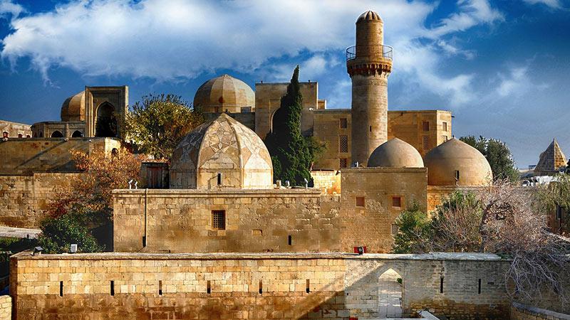 palace 2 - کاخ شیروان شاه باکو ، آذربایجان | Baku