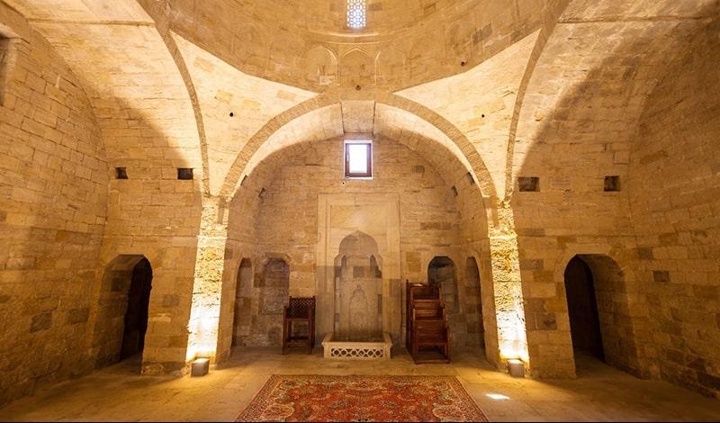 shirvanshahs palace baku 15 e1567784545206 - کاخ شیروان شاه باکو ، آذربایجان | Baku