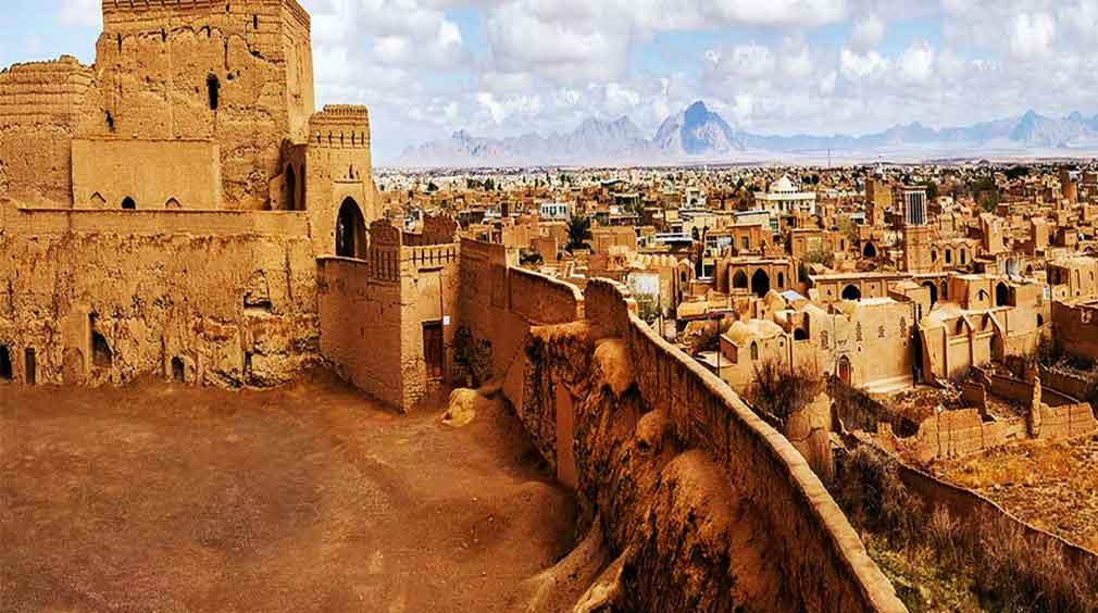 دیدنی میبد اتاقک  2 - نارین قلعه میبد ، یزد | Meybod