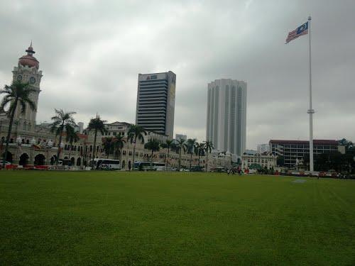 میدان مردکا کوالالامپور