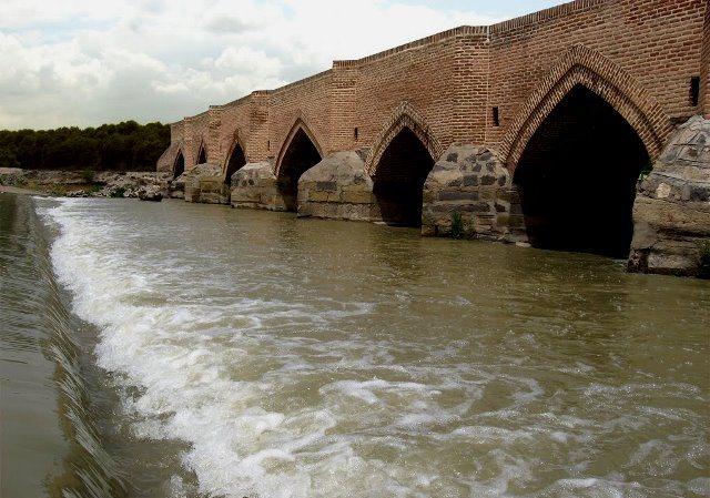 هفت چشمه اردبیل 1 - پل هفت چشمه اردبیل | Ardabil