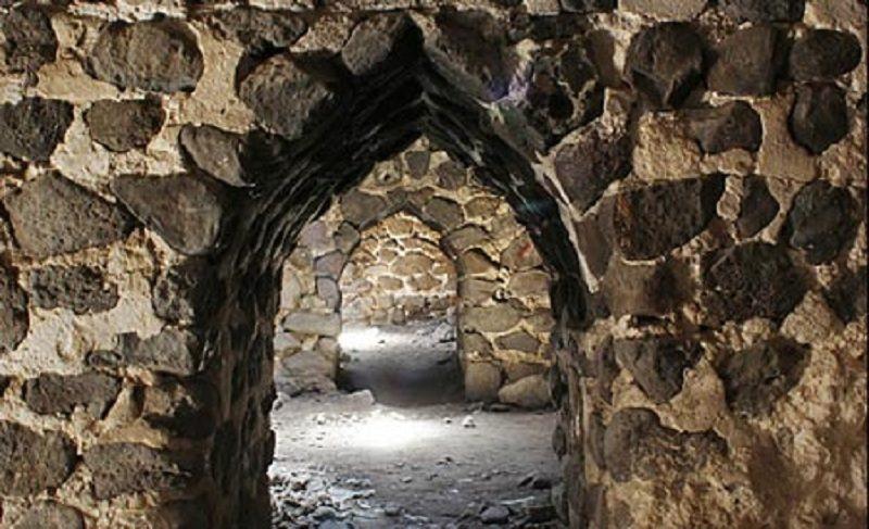 سنگی صائین اردبیل 12 - کاروانسرای سنگی صائین در شهرستان نیر ، اردبیل | Ardabil
