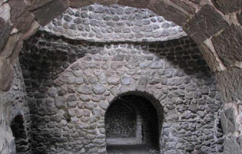 سنگی صائین اردبیل 18 - کاروانسرای سنگی صائین در شهرستان نیر ، اردبیل | Ardabil
