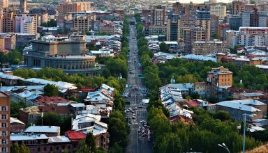 خیابان ماشتوتس ایروان