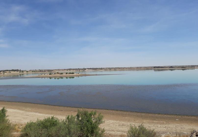 1 1 - دریاچه و تالاب هامون ، سیستان و بلوچستان | Hamun Lake