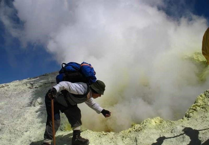 1395122300365159810259534 - کوه تفتان ، آتشفشان نیمه خاموش در سیستان و بلوچستان | Taftan