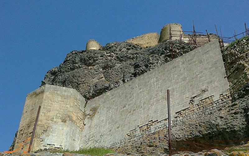 قلعه قهقهه اردبیل
