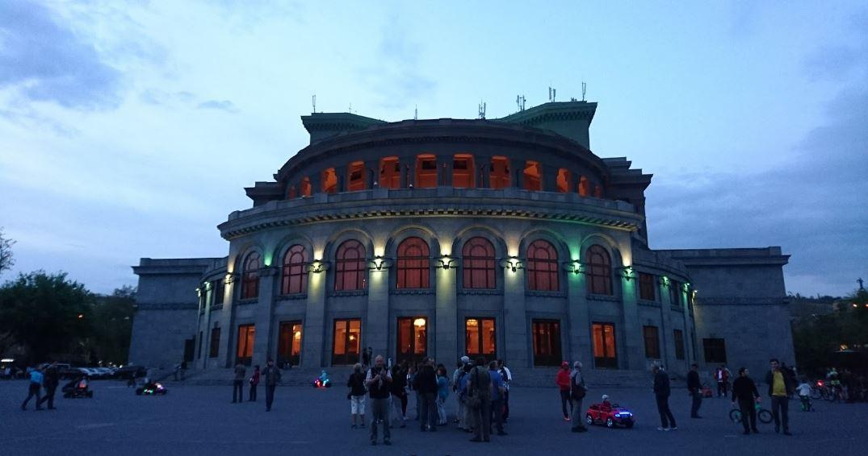 تالار اپرای ایروان