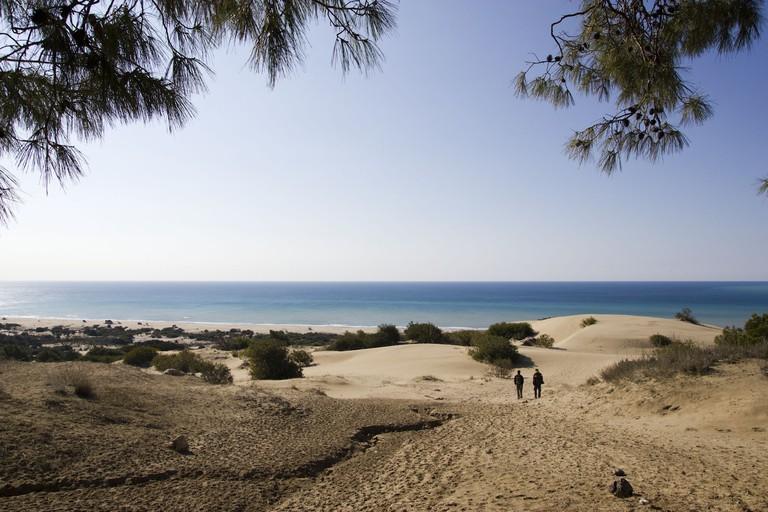 بهترین سواحل آنتالیا