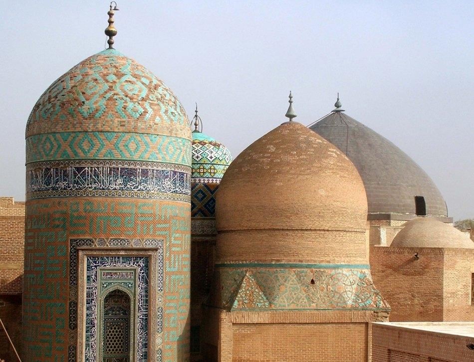 آرامگاه شیخ صفیالدین اردبیلی