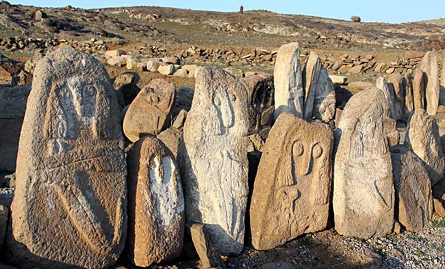 قبرستان یئری اردبیل
