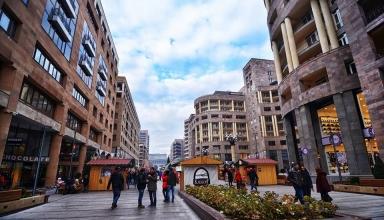 96e270bb5c9f30768426bf485d376462 384x220 - خیابان شمالی ایروان ، ارمنستان | Yerevan