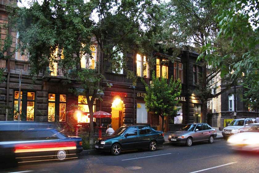 خیابان آبوویان ایروان