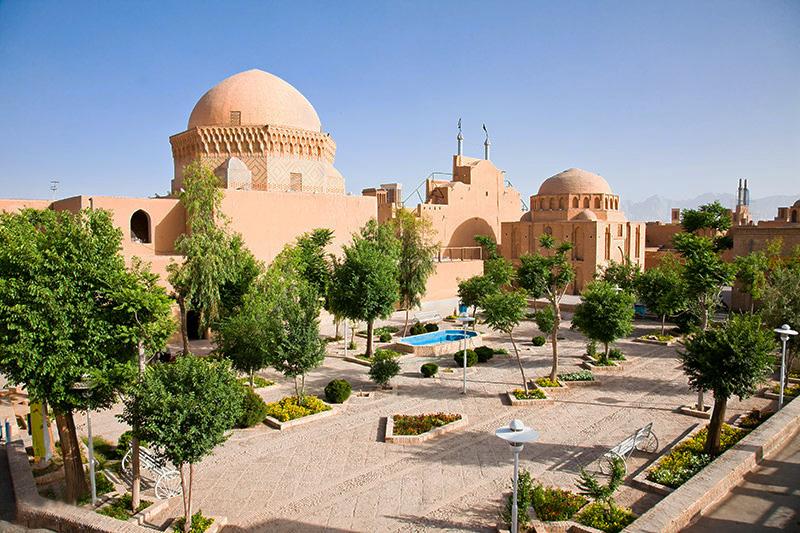 9dbdd847 ecd1 4e64 8b2a 6612a42dbeec - مدرسه ضیائیه ، زندان اسکندر در یزد   Yazd