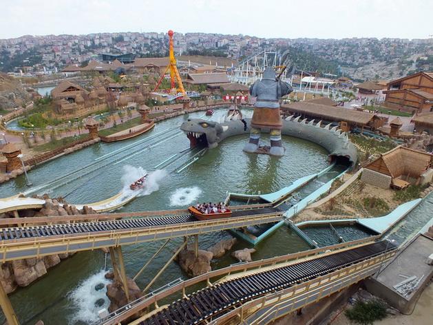 Amigo Gasht Istanbul Tour 11 - شهربازی ویالند استانبول ، ترکیه | Istanbul