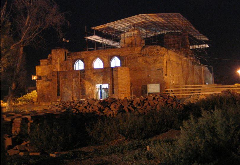 Capture - مسجد جامع اردبیل (جمعه مسجد) | Ardabil