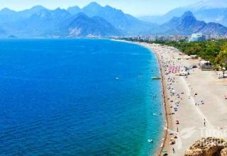 Lara Beach 1 320x220 - منطقه لارا آنتالیا ، ترکیه | Lara